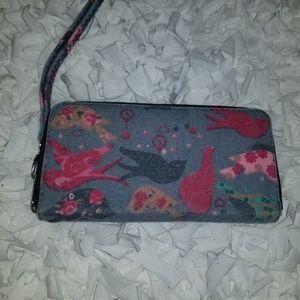 Handbags - Cute multi color wallet